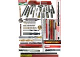 DORMER ENGLAND METAL DRILLING CUTTING THREADING TOOLS